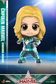 Captain Marvel - Starforce Version Cosbaby | Merchandise