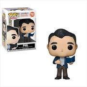 Modern Family - Phil Pop! Vinyl | Pop Vinyl