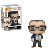Modern Family - Jay with Dog Pop! Vinyl | Pop Vinyl