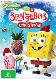 Spongebob Squarepants - It's A Spongebob Christmas | Blu-ray
