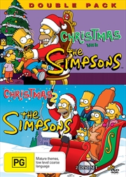 Simpsons Christmas - Double Pack | DVD