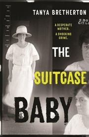 Suitcase Baby | Paperback Book