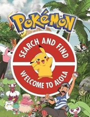 Official Pokemon Search and Find | Paperback Book