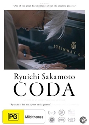 Ryuichi Sakamoto - Coda