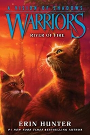 Warriors: Vision Of Shadows 5 River of Fire | Paperback Book