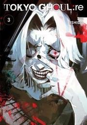 Tokyo Ghoul: Vol 3 | Paperback Book
