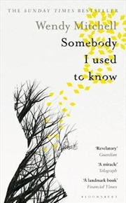 Somebody I Used To Know | Paperback Book