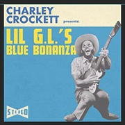 Lil Gl's Blue Bonanza | CD