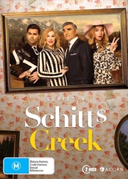 Schitt's Creek - Series 4 | DVD