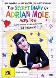 Secret Diary Of Adrian Mole, Aged 13 3/4, The | DVD