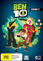 Ben 10 - Season 2 | DVD