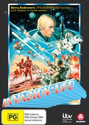 Invasion - UFO | DVD