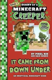 Diary of a Minecraft Creeper #5