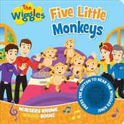 Wiggles: Five Little Monkeys | Paperback Book