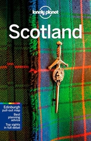 Lonely Planet Scotland | Paperback Book