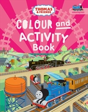 Thomas And Friends: Colouring and Activity Book