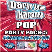 Pop Party Pack 5 | CD