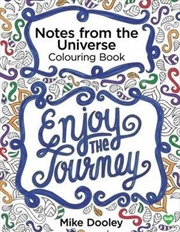 Notes From The Universe Colouring Book | Paperback Book