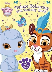 Whisker Haven Deluxe Colouring and Activity Book | Paperback Book