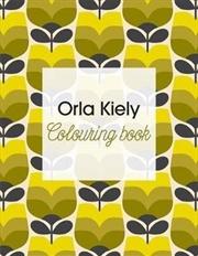 Orla Kiely Colouring Book | Paperback Book