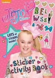 JoJo Siwa Sticker Activity Book | Paperback Book