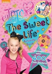 JoJo Siwa Sweet Life Activity Book | Paperback Book
