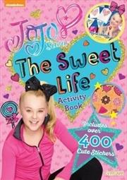 JoJo Siwa Sweet Life Activity Book | Paperback Book