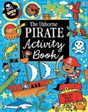 Pirate Activity Book | Paperback Book