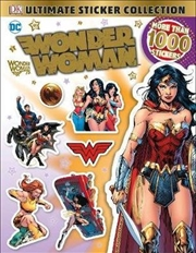 Wonder Woman Ultimate Sticker Collection | Paperback Book