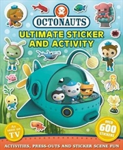 Octonauts Ultimate Sticker And Activity Book | Paperback Book