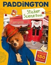 Paddington 2 Paddington's World Sticker Scene Book | Paperback Book