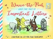 Winnie-the-Pooh and the Day of Important Letters | Hardback Book