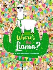 Wheres The Llama - A Hide-and-Seek Adventure