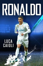 Ronaldo - 2019 Updated Edition   Paperback Book