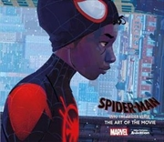 Spider-Man: Into the Spider-Verse | Hardback Book