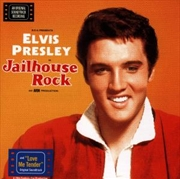 Jailhouse Rock/Love Me Tender | CD