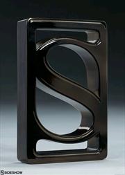 Sideshow - S Icon (Gunmetal)