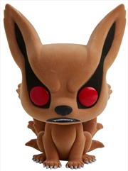 "Naruto Shippuden - Kurama Flocked 6"" US Exclusive Pop! Vinyl [RS] 