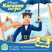 Disney Karaoke - Mary Poppins | CD