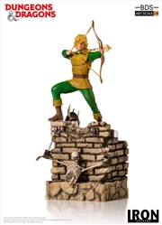 D&D (TV) - Hank the Ranger 1:10 Statue