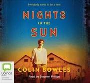 Nights In The Sun   Audio Book