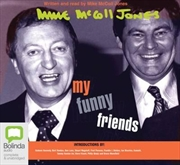 My Funny Friends   Audio Book