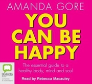 You Can Be Happy   Audio Book
