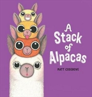 A Stack of Alpacas | Hardback Book