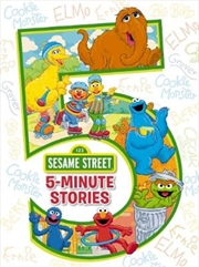 5 Minute Sesame Street Stories