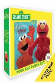 Sesame Street: Elmo Book And P