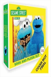 Sesame Street: Cookie Monster and Plush