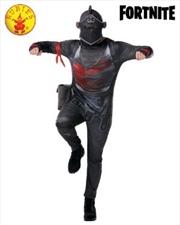 Tween Black Knight Costume - S