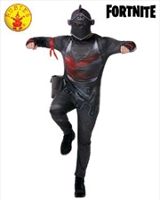 Tween Black Knight Costume - L