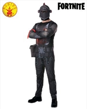 Adult Black Knight Costume - S